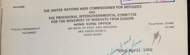 UNHCR Hong Kong